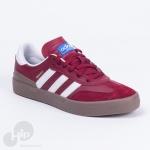 Tênis Adidas Busenitz Samba By3979 Vinho