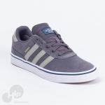 Tênis Adidas Busenitz Vulc By3973 Cinza
