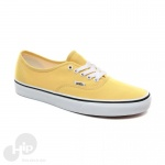Tênis Authentic Golden Amarelo
