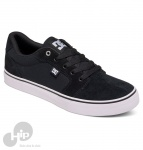 Tênis Dc Shoes Anvil La Bwb Preto