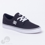 Tênis Dc Shoes Flash 2 Tx Bkw Preto