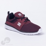 Tênis Dc Shoes Heathrow Vinho