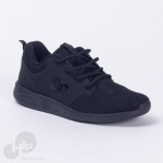 Tênis Dc Shoes Midway Sn Blk Preto