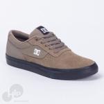 Tênis Dc Shoes Switch Tau Bege
