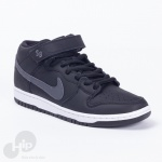 Tênis Nike Dunk Mid Pro Preto