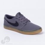 Tênis Nike Portmore Ii 880268-009 Cinza