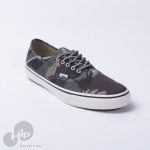 Tênis Vans Authentic Sf Camuflado Verde
