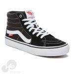 Tênis Vans Sk8-Hi Pro Preto/Branco
