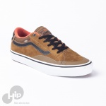 Tênis Vans Tnt Advanced Anti Hero Marrom