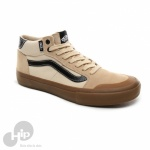 Tênis Vans Ty Morrow Style 112 Mid Pro Bege
