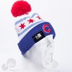 Touca New Era City Chicago Cubs