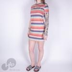 Vestido Rip Curl Summer Stripes Listrado
